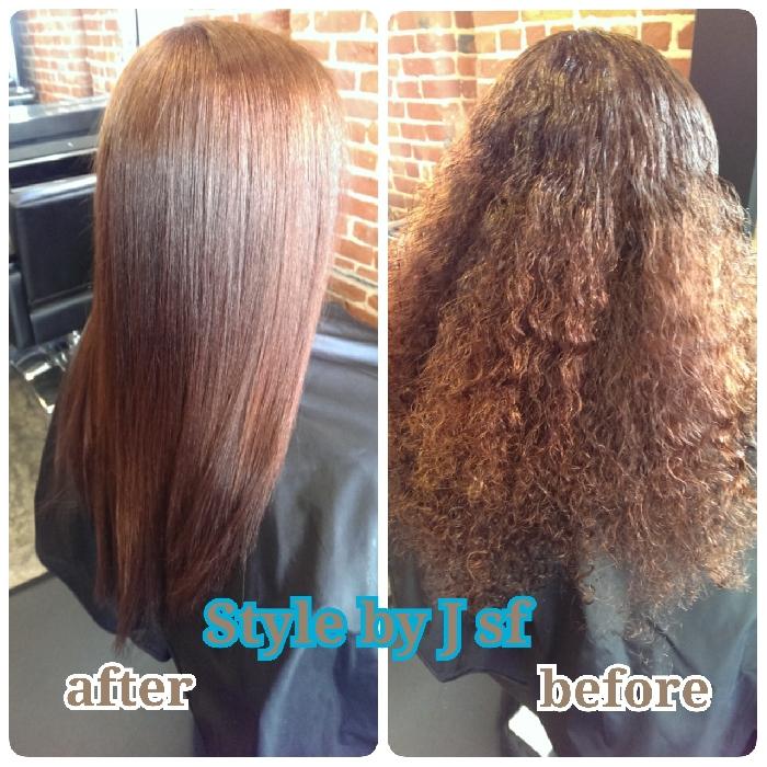 Hair Straightening Specialist In San Francisco Brazilian